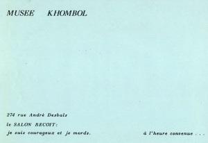 khombol