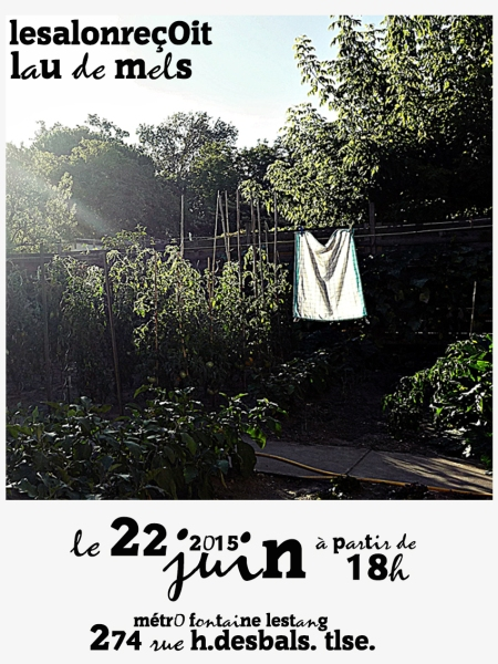 INVITATION 22 JUIN lau de mels
