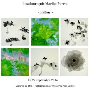 Le Salonreoit Marika Perros